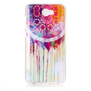 Soft IMD TPU Case for Y5II / Y5 II - Dream Catcher