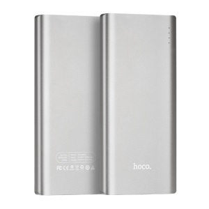 HOCO B15 8000mAh Single USB Type-C Power Bank (CE/FCC/RoHS) - Tarnish