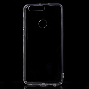 Transparent Acrylic + TPU Hybrid Phone Case Cover for Huawei Honor 8
