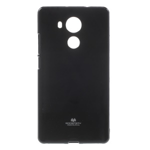 MERCURY GOOSPERY Flash Powder TPU Case for Huawei Mate 8 - Black