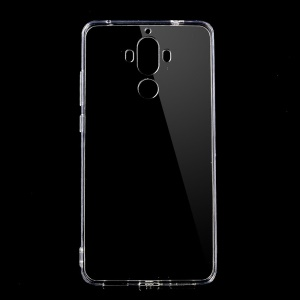 Transparent Clear Acrylic + TPU Mobile Phone Cover for Huawei Mate 9