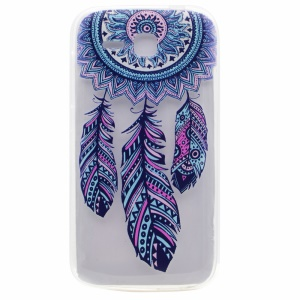 Pattern Printing TPU Case for Huawei Ascend Y600 - Dream Catcher
