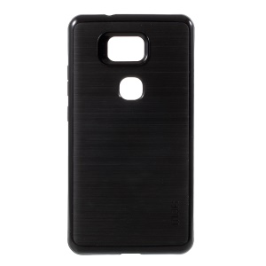 MOFI Brushed Hybrid Phone Casing for Huawei Honor 5X/Honor Play 5X - Black