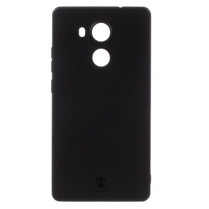 FSHANG Soft Color Series for Huawei Mate 8 Matte TPU Case Cover - Black