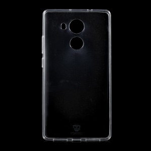 FSHANG Crystal Clear Soft TPU Case for Huawei Mate 8