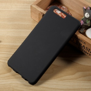Double-sided Frosted TPU Case for Huawei P10 - Black