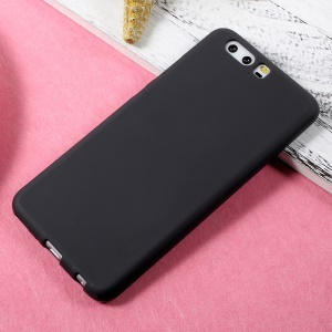 Double-sided Matte TPU Case for Huawei P10 Plus - Black