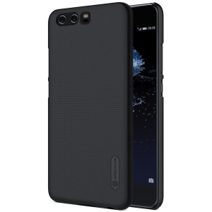 NILLKIN Super Frosted Shield PC Phone Case for Huawei P10 - Black