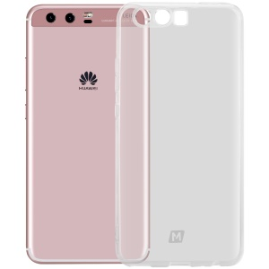 MOMAX 0.6mm Ultra-thin Transparent TPU Phone Case for Huawei P10 Plus - Transparent