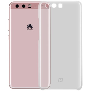 MOMAX 0.6mm Crystal Clear Hard Shell Case for Huawei P10 - Transparent