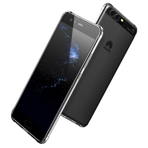 BASEUS Air Case for Huawei P10 Plus Crystal Clear Soft TPU Moible Phone Cover