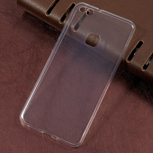 Ultrathin 0.6mm TPU Cell Phone Case for Huawei P10 Lite - Transparent