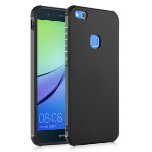 Drop-proof All-wrapped TPU Phone Casing for Huawei P10 Lite - Black