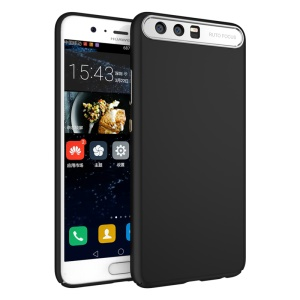 For Huawei P10 IPAKY Matte PC Protection Hard Case - Black