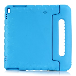 Drop-proof Kids Safe EVA Foam Kickstand Protective Case for Lenovo Tab 4 10/Tab 4 10 Plus/Tab E10 - Blue
