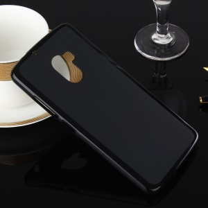 Double-sided Matte TPU Case for Lenovo A7010 / Vibe X3 Lite / K4 Note - Black
