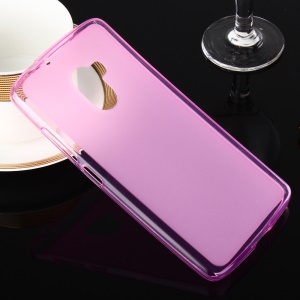 Double-sided Matte TPU Case Cover for Lenovo A7010 / Vibe X3 Lite / K4 Note - Pink