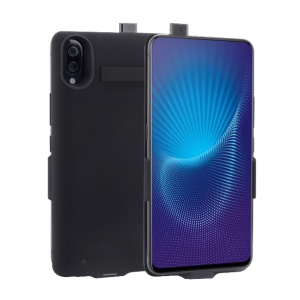 10000mAh Backup Battery Charger Case for vivo NEX S - Black