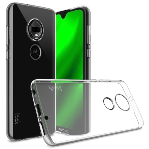 IMAK UX-5 Series TPU Cell Phone Case Accessory for Motorola Moto G7 / G7 Plus