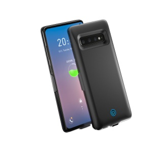 7000mAh Battery Backup Charger Case for Samsung Galaxy S10 - Black