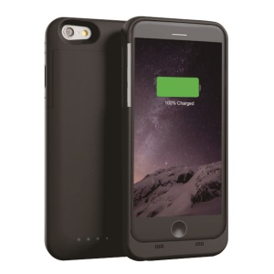 MAXNON M6P MFI Certified 4000mAh Battery Charger Case for iPhone 6s Plus / 6 Plus - Black