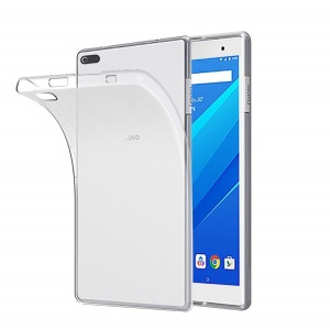 Transparent TPU Protection Tablet Case Cover for Lenovo Tab E8