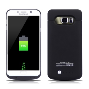 4200mAh Battery Charger Case for Samsung Galaxy Note5 SM-N920 - Black
