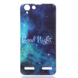 Soft IMD TPU Protective Case for Lenovo Vibe K5 Plus / Vibe K5 - Good Night