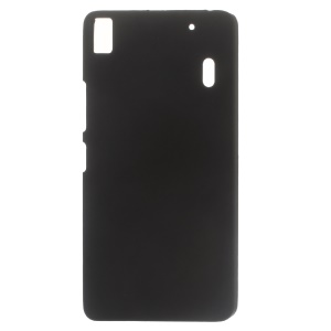Rubberized Hard Plastic Case for Lenovo A7000 / A7000 Plus/ K3 Note K50-t5 - Black