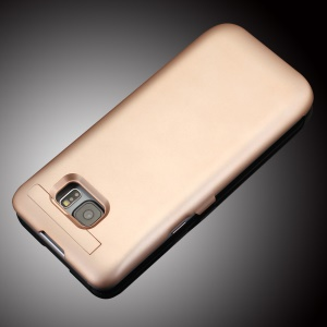5800mAh Backup Battery Charger Case for Samsung Galaxy S6 edge+ G928 - Gold