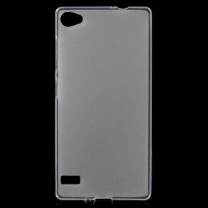 Double-sided Matte TPU Case for Lenovo Vibe X2 Pro - White