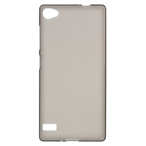 Double-sided Matte TPU Shell Case for Lenovo Vibe X2 Pro - Grey