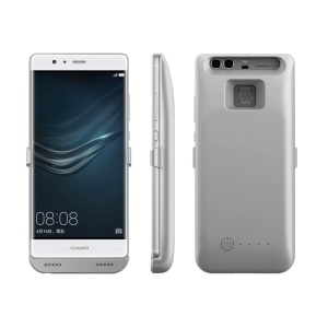 3800mAh Backup Battery Charger Case for Huawei P9 - Grey