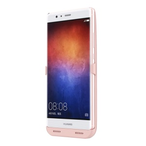 4000mAh Battery Backup Charger Case for Huawei P9 Plus - Rose Gold