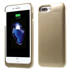 MAXNON M7P MFI Certified 4000mAh Battery Charger Case for iPhone 7 Plus / 6s Plus / 6 Plus - Gold