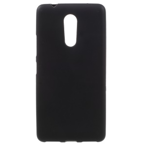 Double-sided Frosted TPU Case for Lenovo K6 Note - Black