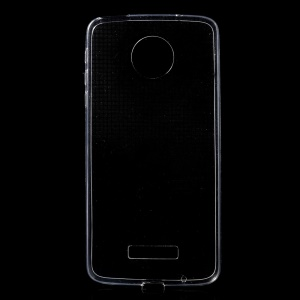 Crystal Clear Thin TPU Phone Case Cover for Motorola Moto Z