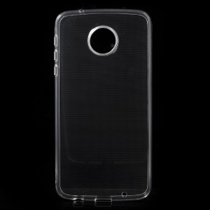 Ultra Thin TPU Clear Cell Phone Cover Case for Motorola Moto Z Play