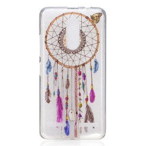IMD Pattern Printing TPU Case for Lenovo K6 / K6 Power - Dream Catcher