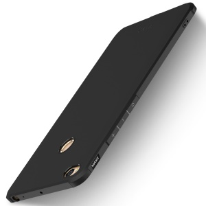 For Xiaomi Mi Max 2 All-wrapped TPU Drop-proof Mobile Phone Cover - Black