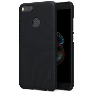NILLKIN Super Frosted Shield Hard PC Back Case for Xiaomi Mi A1 / 5X - Black