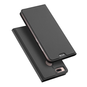 DUX DUCIS Skin Pro Series for Xiaomi Mi A1 / 5X Stand Leather Phone Case - Black