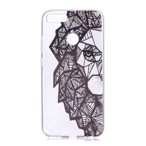Pattern Printing Flexible TPU Phone Protective Case for Xiaomi Mi A1 / 5X - Animal Pattern