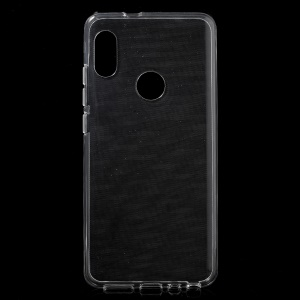 Transparent TPU Back Phone Case with Non-slip Inner for Xiaomi Mi 6X/Redmi Note 5 Pro