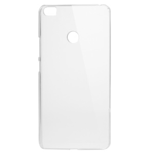 Crystal Clear Plastic Hard Case Cover for Xiaomi Mi Max