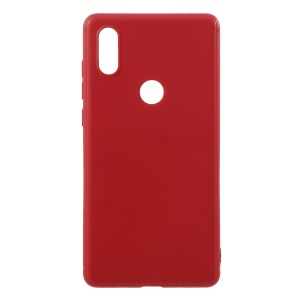 CAFELE Frosted TPU Case for Xiaomi Mi Mix 2s - Red