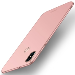 MOFI Shield Slim Frosted Plastic Phone Cover for Xiaomi Redmi S2 / Y2 - Rose Gold