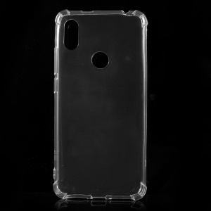 Clear Anti-drop TPU Flexible Shell for Xiaomi Redmi S2 / Y2