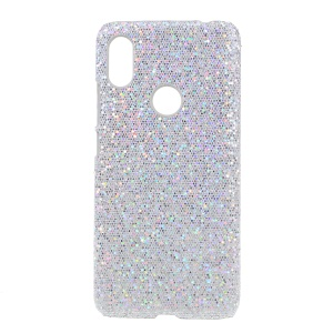 Silver Glittery Sequins
