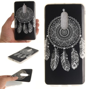 IMD Patterned Soft TPU Case for Xiaomi Redmi Note 4 - Tribal Dream Catcher